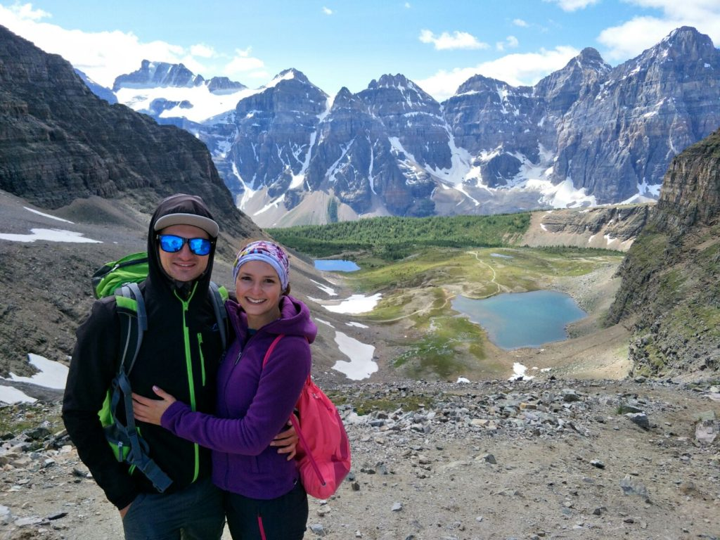 Sentinel Pass - Larche Valley